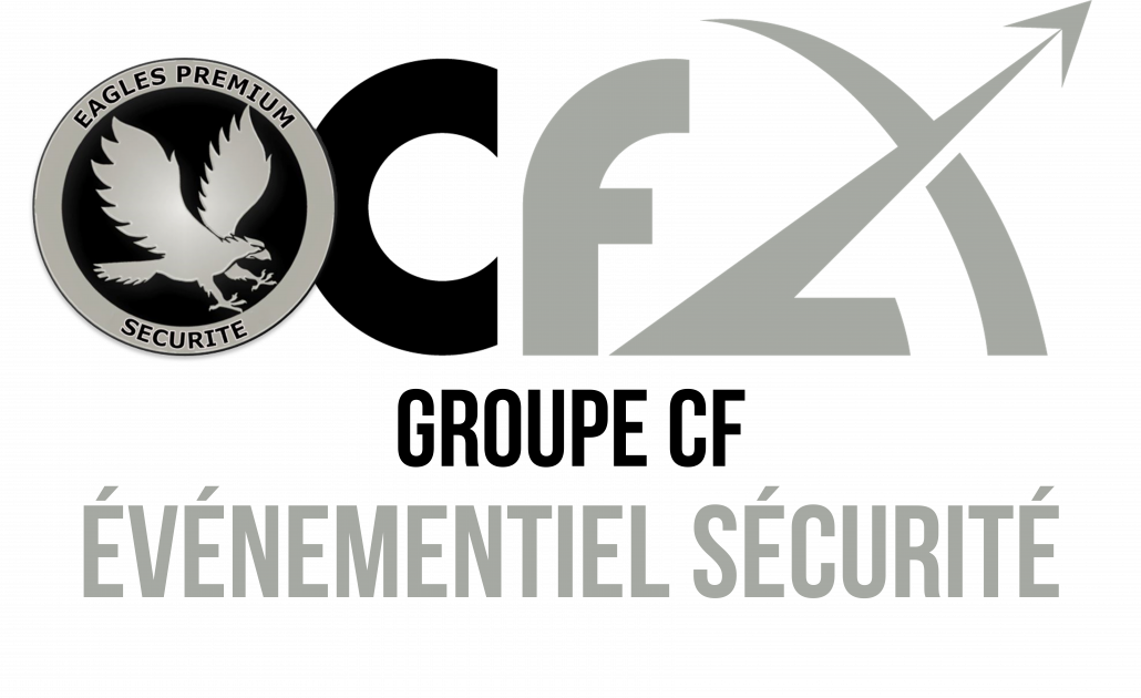 Logo Goupe CF Evenementiel Sécurité